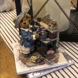 Boyds Bear Martha Bloomengrow Thyme To Garden